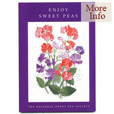 Book - Enjoy Sweet Peas